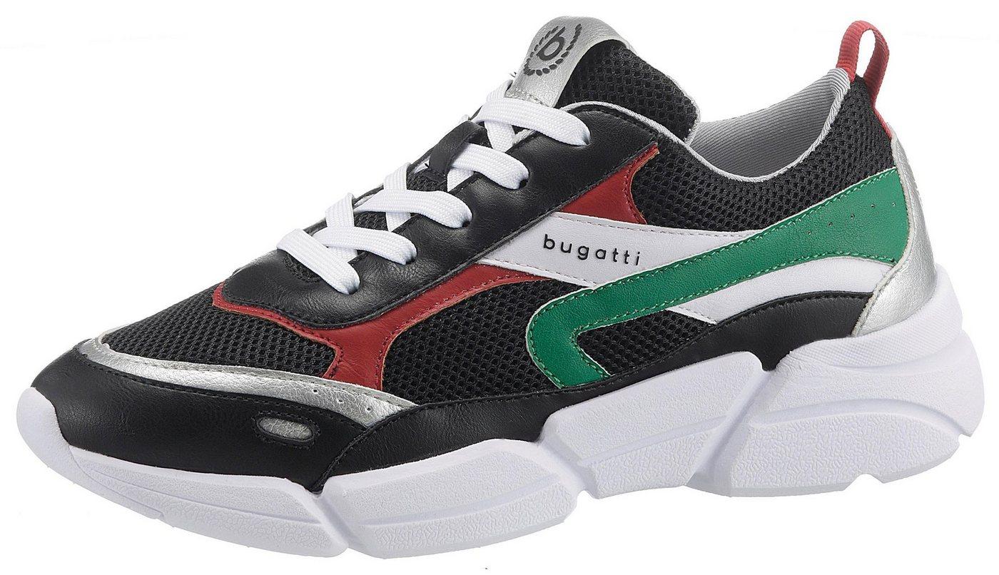 bugatti -  Sneaker im trendigen Ugly-Look