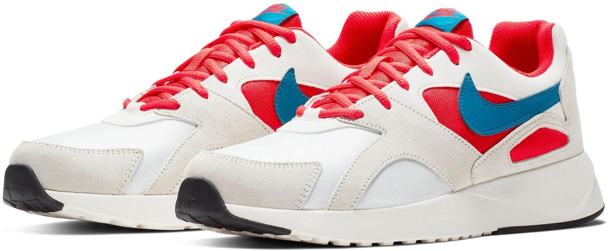 Nike Sportswear »Pantheos« Sneaker, Atmungsaktives Obermaterial aus Textil und Leder online kaufen   OTTO