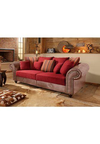 HOME AFFAIRE Didelė sofa »King George«