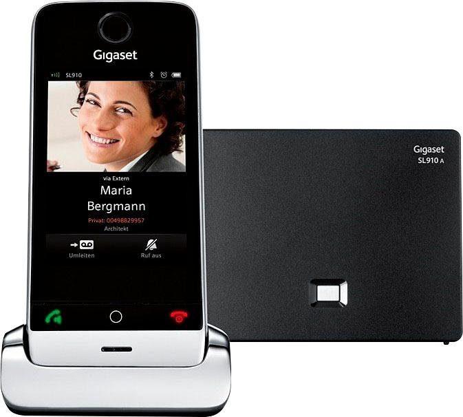 Gigaset »SL910A« Schnurloses DECT-Telefon