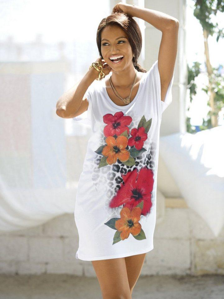 alba moda -  Longshirt in bequemer Weite
