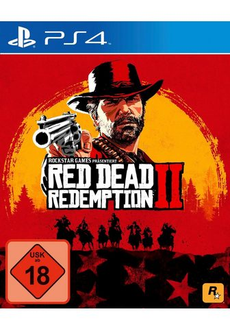 ROCKSTAR GAMES Red Dead Redemption 2 PlayStation 4