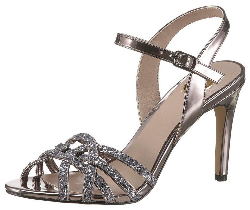 Buffalo High-Heel-Sandalette mit auffälligem Gliterdetails online ... eb7f6df307