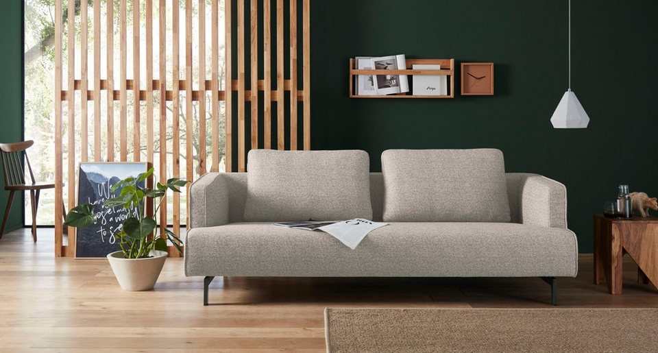 Hülsta Sofa 4 Sitzer Sofa Hs440 Wahlweise In Stoff Oder Leder