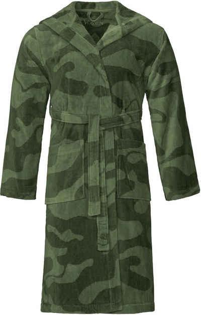 00d47332f02ad5 Unisex-Bademantel »Domingo«, Vossen, im Camouflage-Design