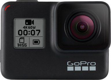 GoPro »HERO 7 BLACK« Action Cam (4K Ultra HD, Bluetooth, WLAN (Wi-Fi)