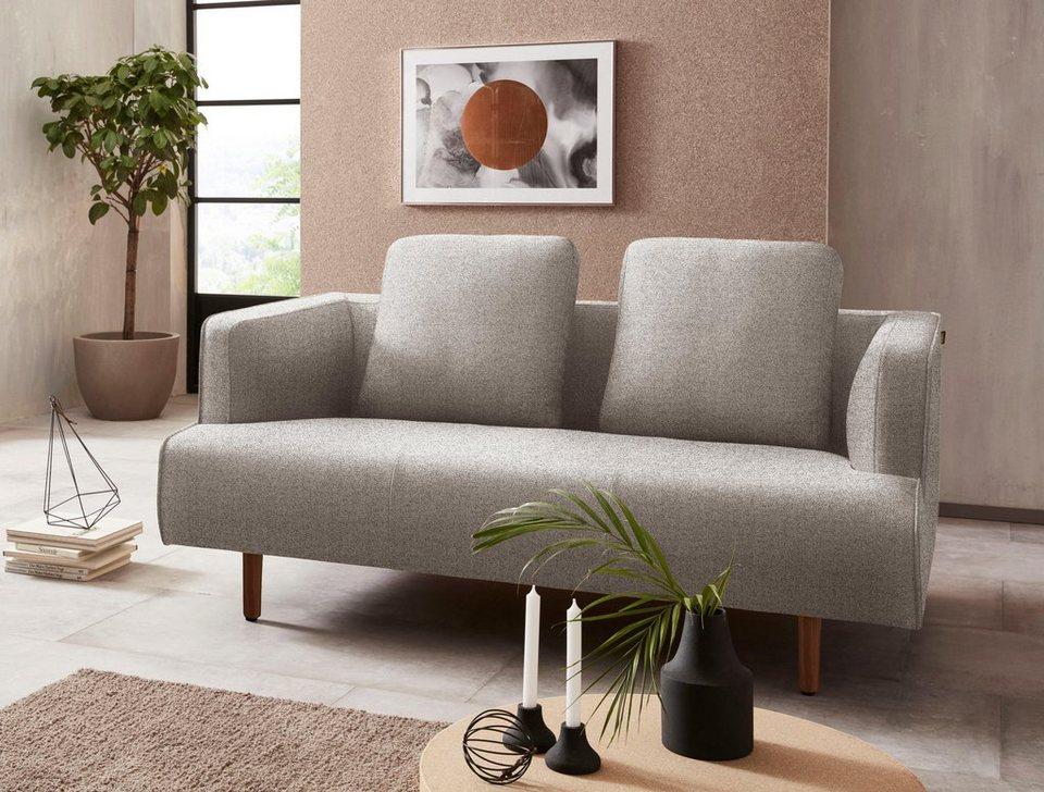 Hülsta Sofa 2-Sitzer »hs.440«, Wahlweise In Stoff Oder