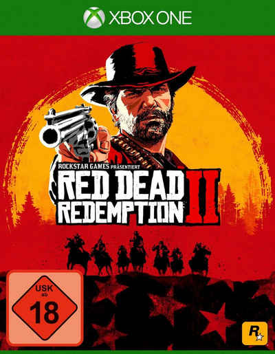 Product Image Red Dead Redemption 2 (Xbox One)