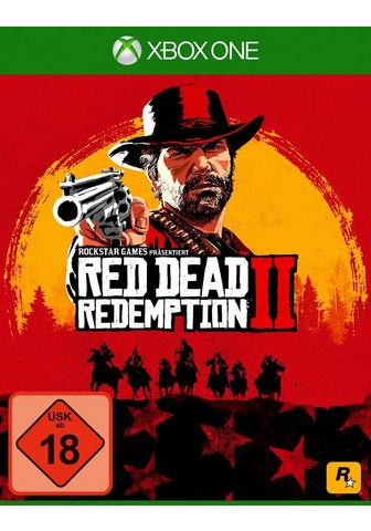 ROCKSTAR GAMES Red Dead Redemption 2 Xbox One
