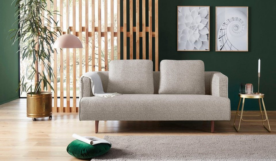 hlsta sofa sitzer sofa hs wahlweise in stoff oder leder with sofa 3 sitzer stoff