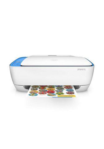 HP DeskJet 3639 All-in-One-Drucker »Druck...
