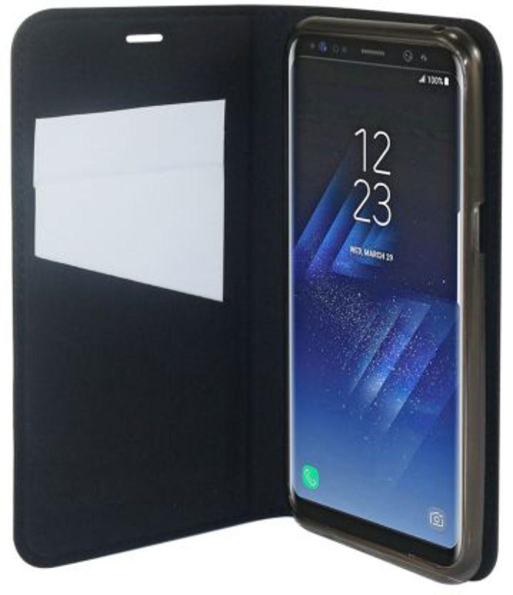 AXXTRA Handytasche »BOOK-Case Leder für Galaxy S8«