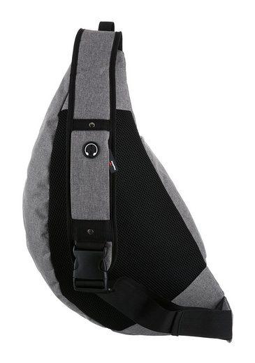 Schultergurt Kangaroos Mit Kopfhörerausgang Am Umhängetasche gxRRq0n