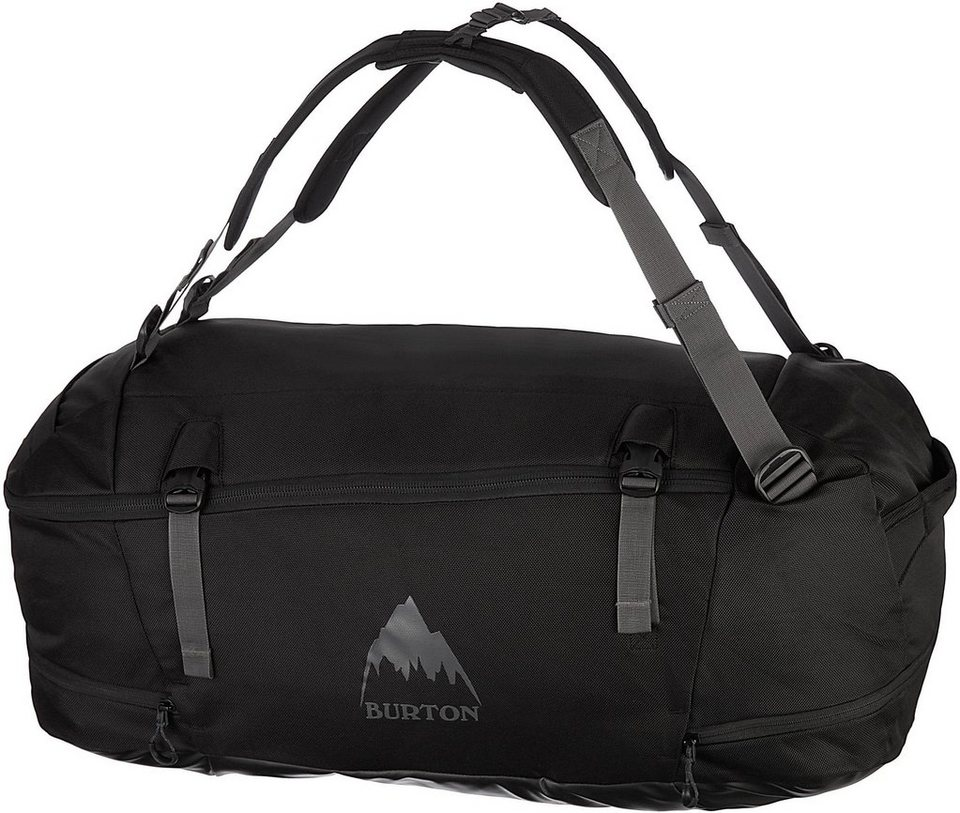 burton reisetasche mit rucksackfunktion multipath 90 l true black ballistic online kaufen. Black Bedroom Furniture Sets. Home Design Ideas