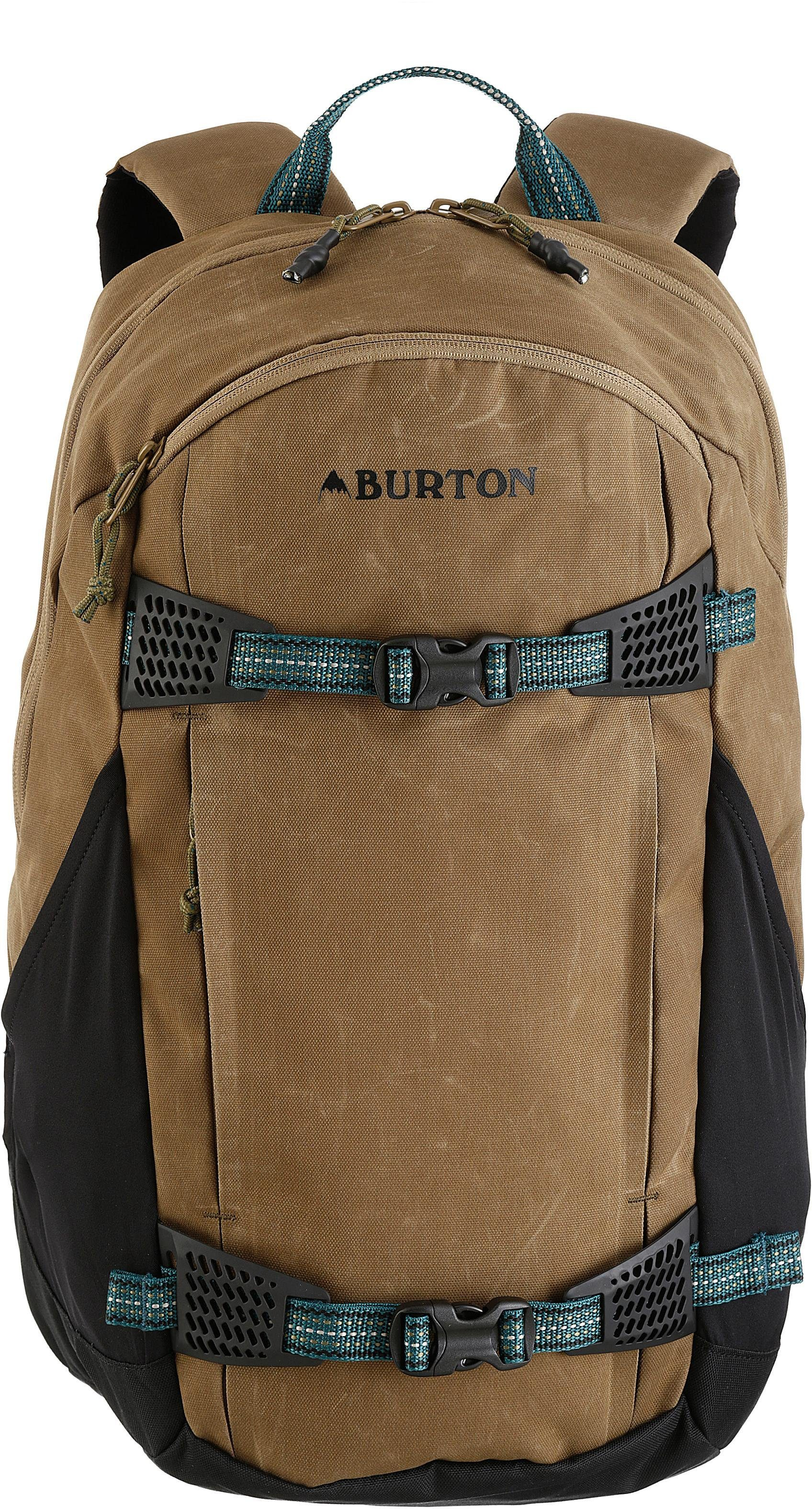 Burton Rucksack mit Laptop- und Tabletfach, »Day Hiker, Hickory Coated«