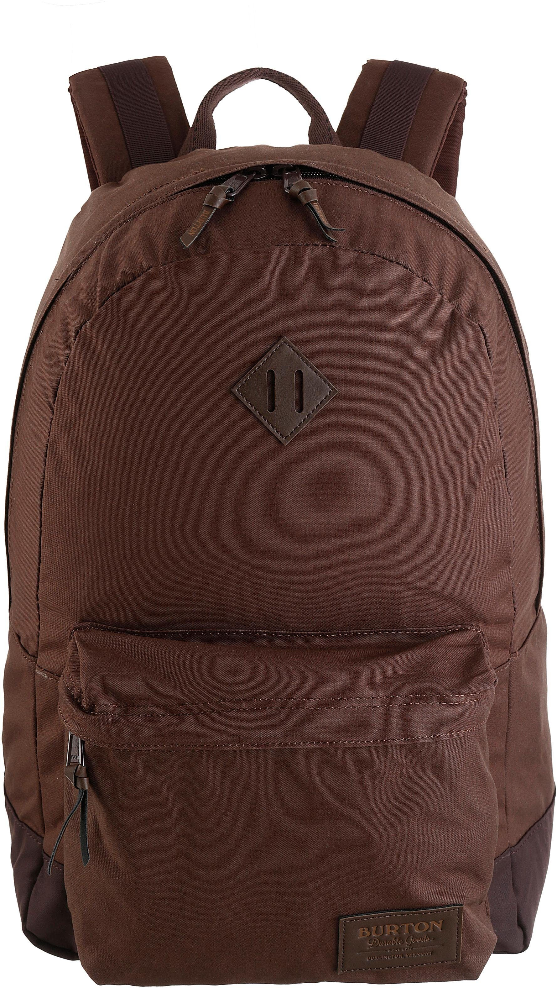Burton Rucksack, »Kettle, Cocoa Brown Waxed Canvas«