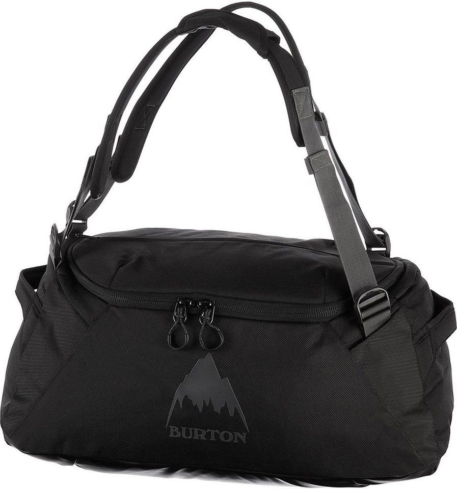 Burton Dg Reisetasche Multipath 40 L True Black Ballistic Mit
