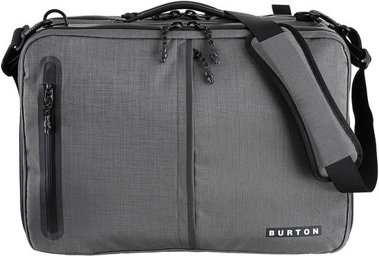 BURTON DG Aktentasche »Switchup, Moon Mist Heather«, mit Rucksackfunktion