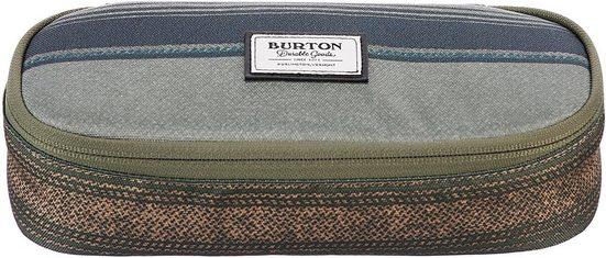 BURTON DG Federtasche »Switchback, Tusk Stripe Print«