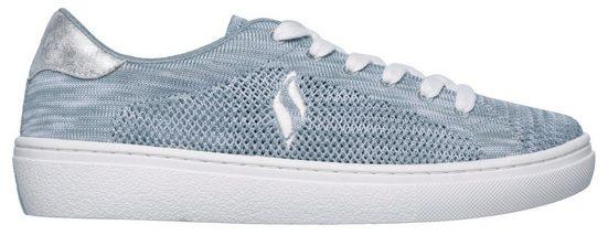 Skechers optik Sneaker In »goldie« Strick rIvTr