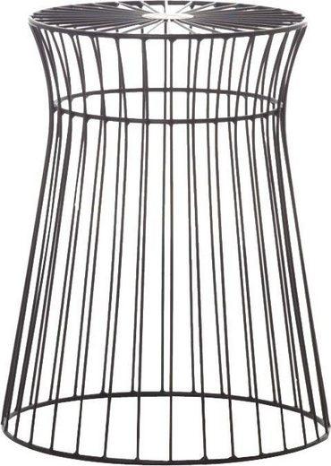 Schneider Beistelltisch, lackiertes Metall