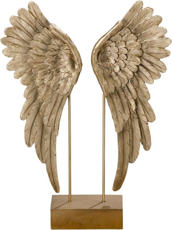 Home Affaire Engelsflügel »Cosmo« | Dekoration > Figuren und Skulpturen > Engel | Goldfarben | BOLTZE