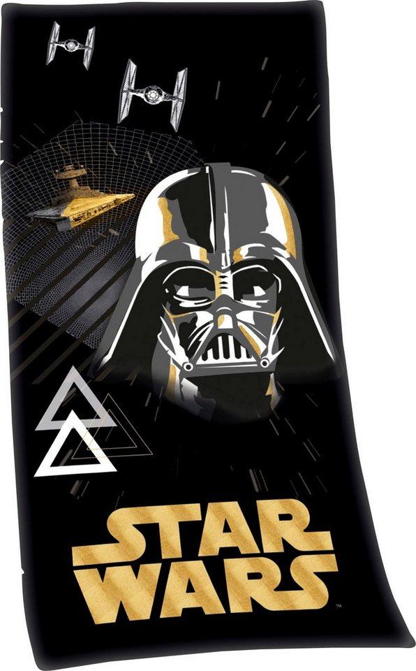 Badetuch »Star Wars«, Star Wars, mit Darth Vader Motiv online kaufen ...