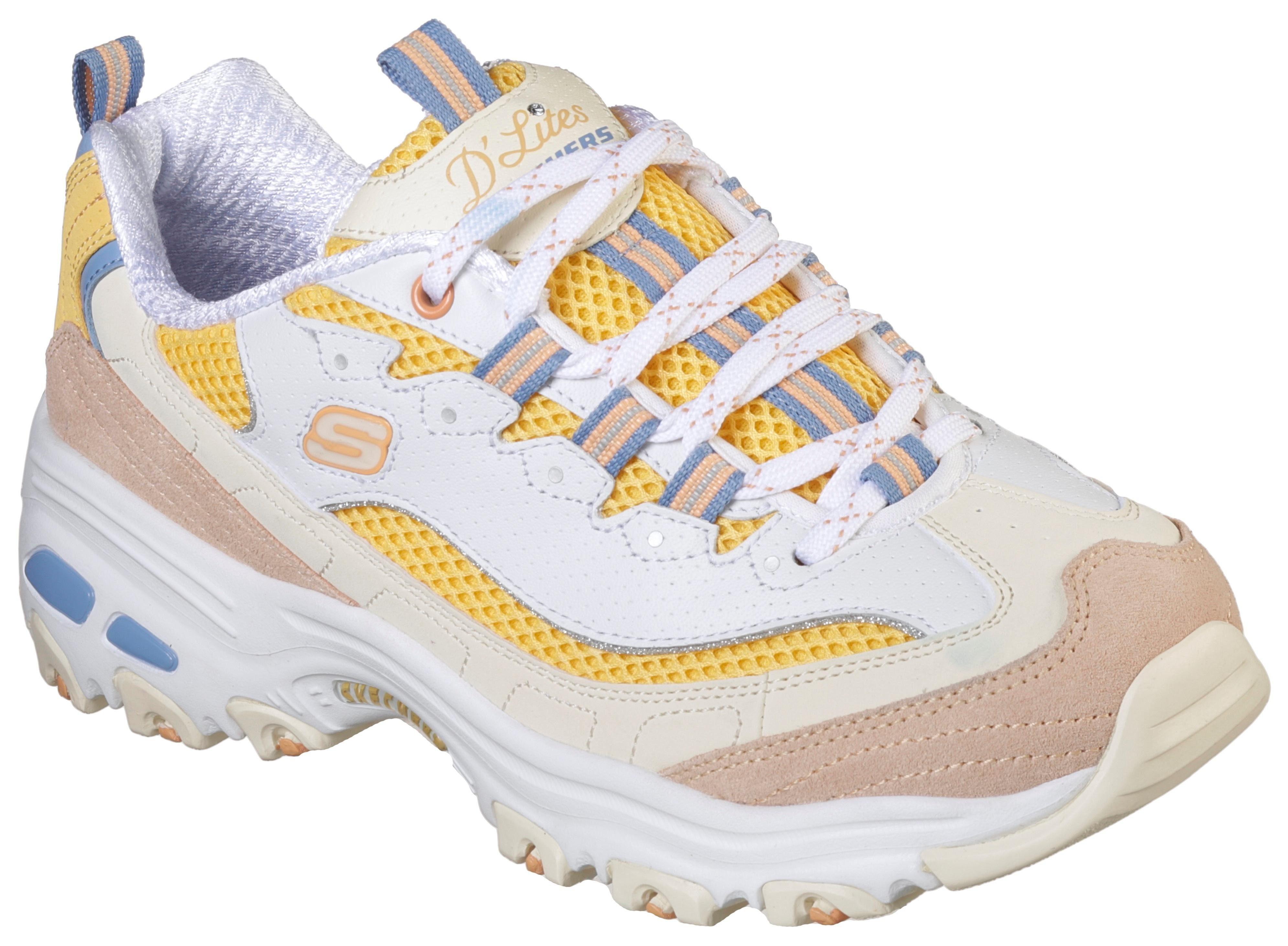 Skechers »D´Lites Biggest Fan« Sneaker im trendigen Ugly Style online kaufen | OTTO