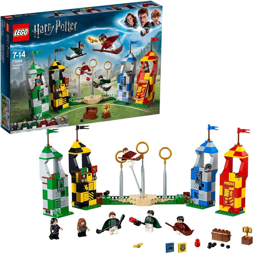LEGO® Quidditch™ Turnier (75956),  LEGO® Harry Potter™  online kaufen