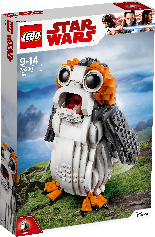 LEGO® Konstruktionsspielsteine »Porg (75230), LEGO® Star Wars«, (811 tlg)