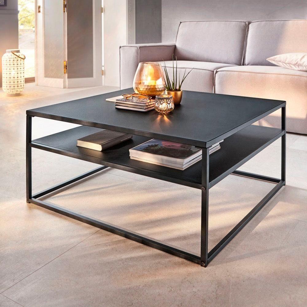 Schneider Couchtisch »Zara«, Schwarz, Dekorativer Tisch