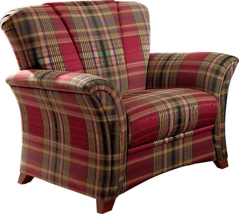 FROMMHOLZ® Sessel »Verona« Im Klassisch Zeitlosem Design