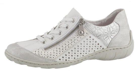 Sneaker Mit Rieker Rieker Perforation Sneaker Mit qYqIvt
