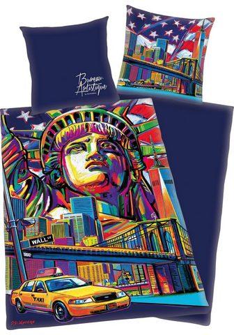 Постель »New York«
