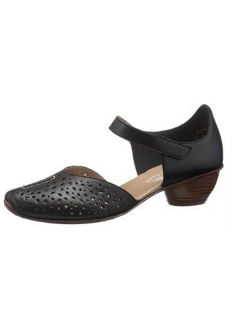 RIEKER Туфли на ремешке с пряжкой