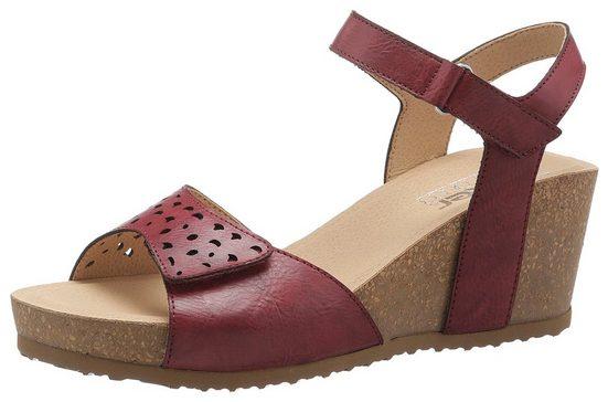 Rieker Sandalette mit Klettverschlüsse