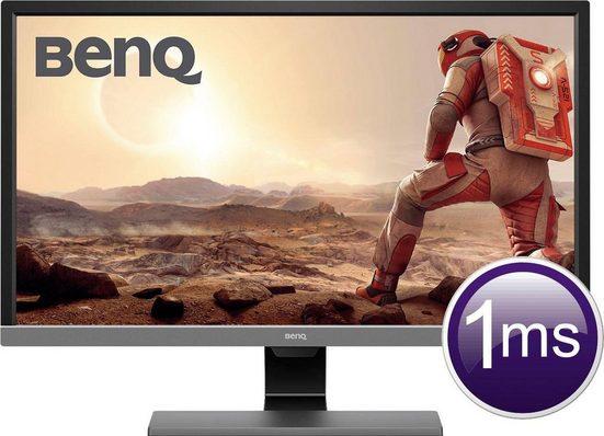 BenQ EL2870U LED-Monitor (3840 x 2160 Pixel, 4K Ultra HD, 1 ms Reaktionszeit)