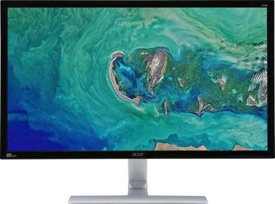 Acer RT280KA LCD-Monitor (3840 x 2160 Pixel, 4K Ultra HD, 1 ms Reaktionszeit, 60 Hz)