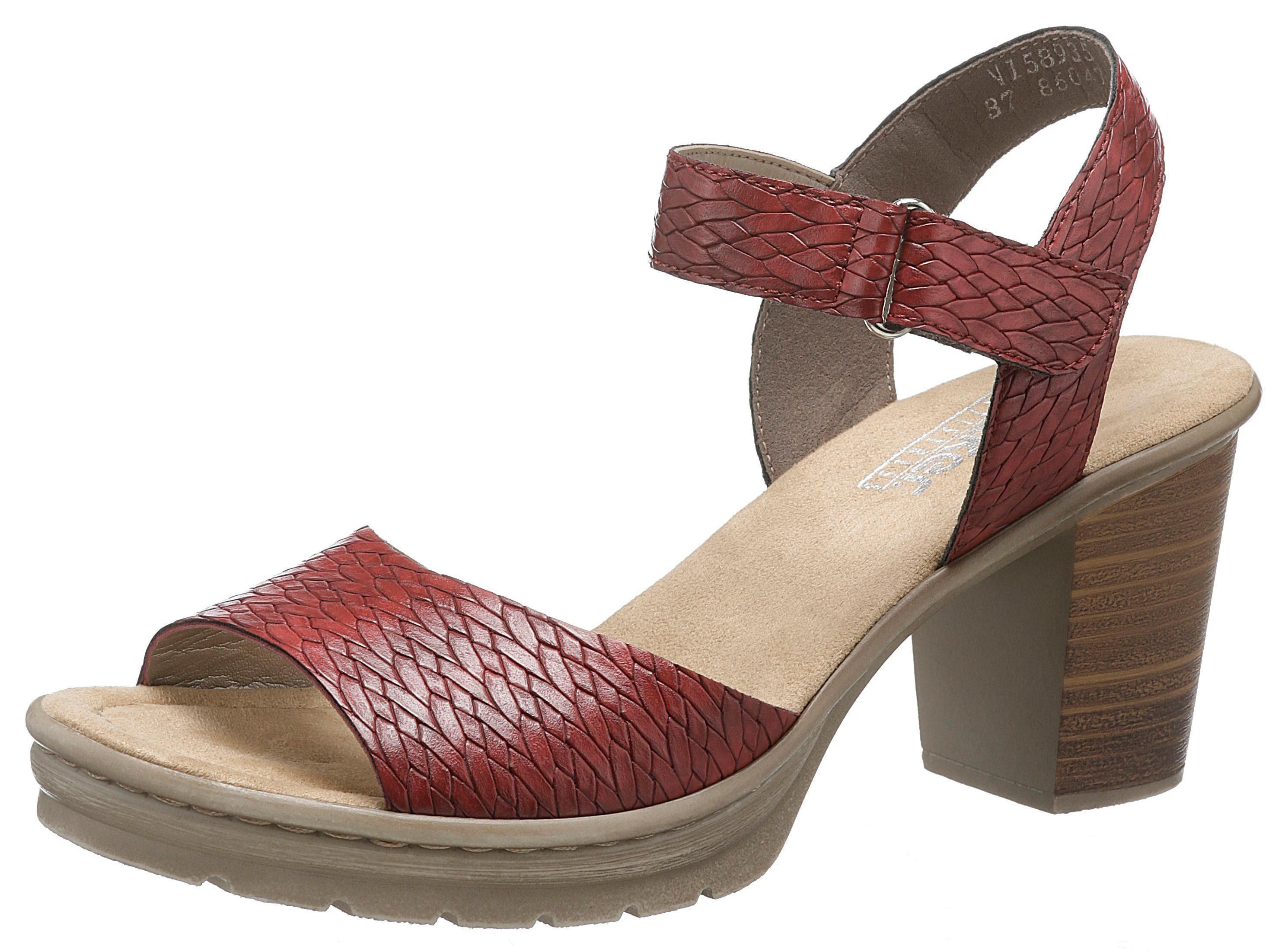 Rieker Sandalette mit praktischem Klettverschluss | OTTO