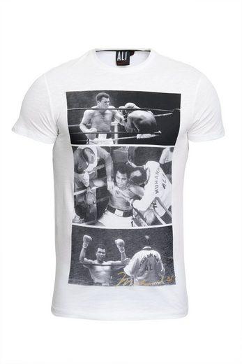COURSE T-Shirt Muhammad Ali Print