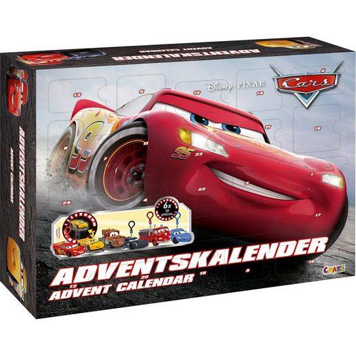 CRAZE Adventskalender CARS 3