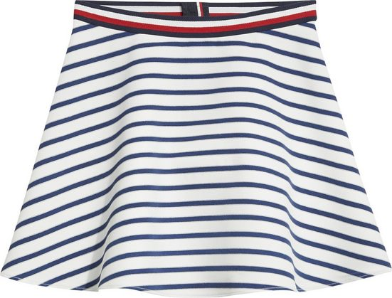 Tommy Hilfiger Rock »ESSENTIAL STRIPE SKATER SKIRT«