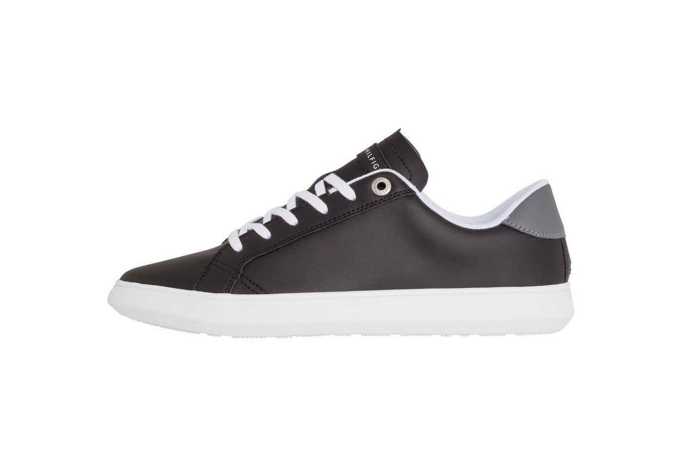 TOMMY HILFIGER Tommy Hilfiger Sneaker »ESSENTIAL LEATHER CUPSOLE«