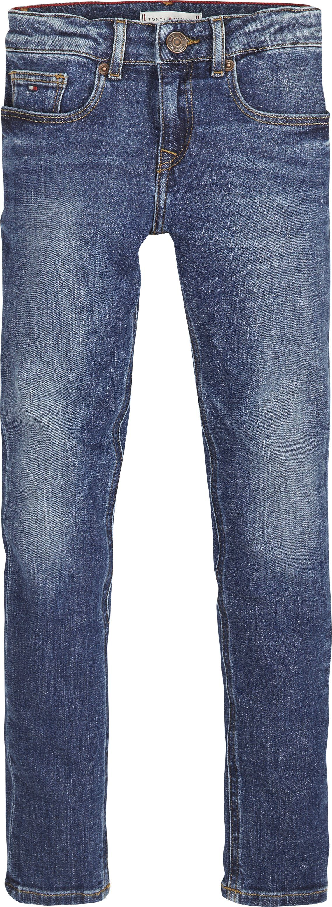 Tommy Hilfiger Jeans »NORA RR SKINNY CRBST«