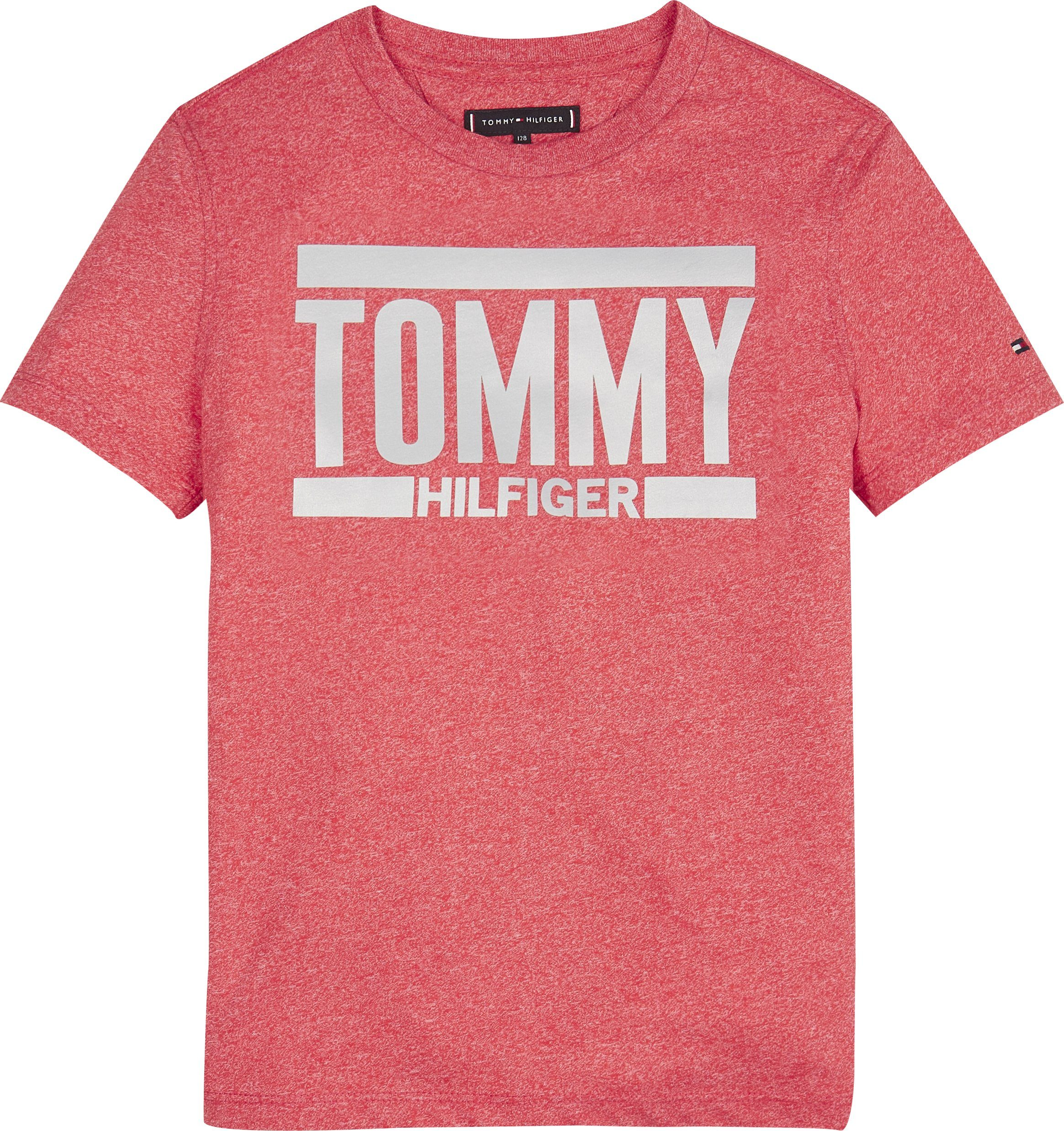 Tommy Hilfiger T-Shirt »ESSENTIAL+ LOGO TEE S/S«