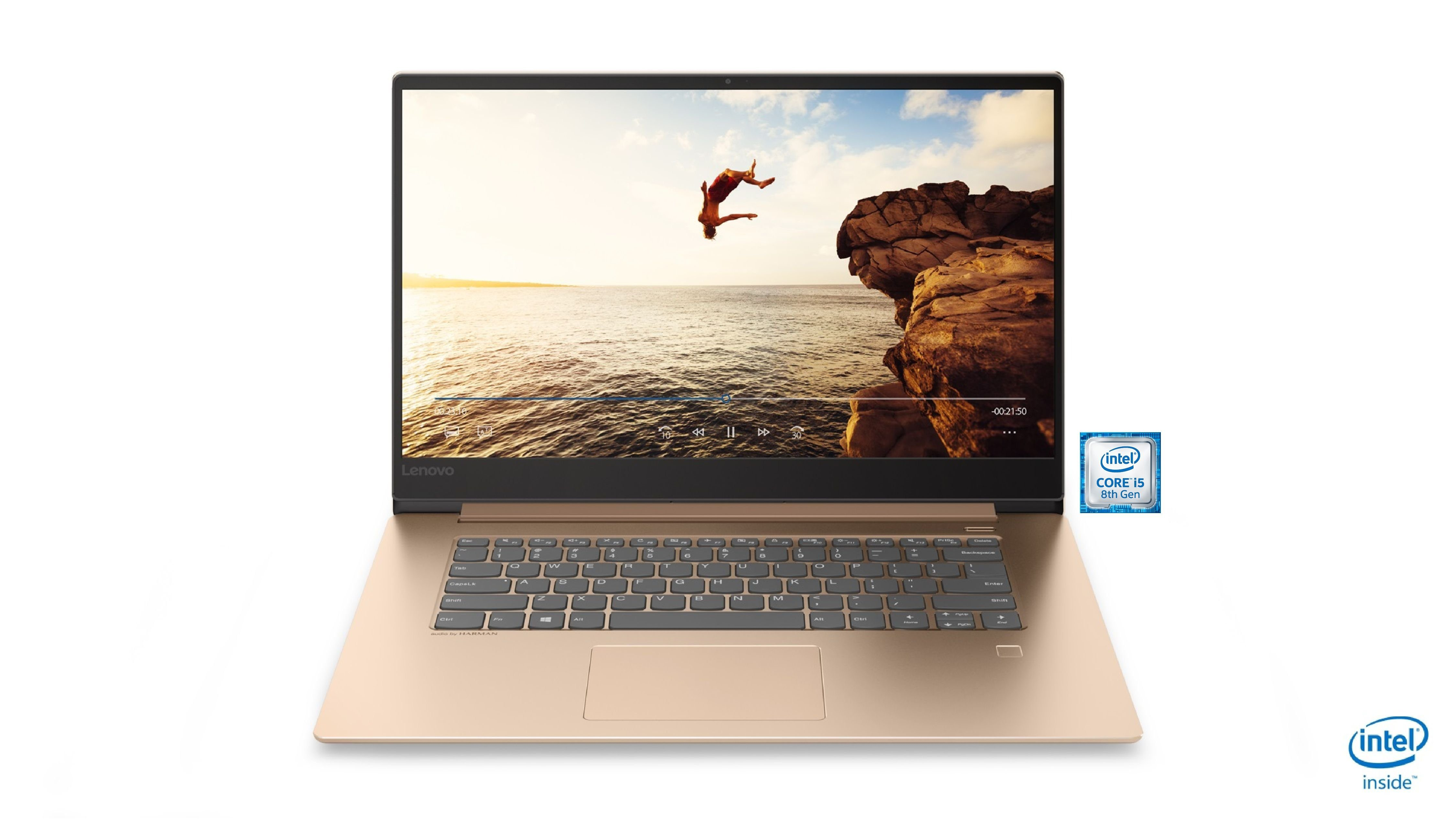 "LENOVO ideapad 530S-15IKB »39,6 cm (15,6"") Intel Core i5, 512 GB, 8 GB«"