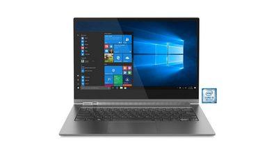"LENOVO YOGA C930-13IKB Notebook »35,3 cm (13,9"") Intel Core i5, 256 GB, 8 GB«"