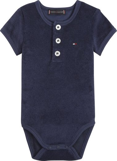 Tommy Hilfiger Body »BABY HENLEY TOWELLING BODY S/S«
