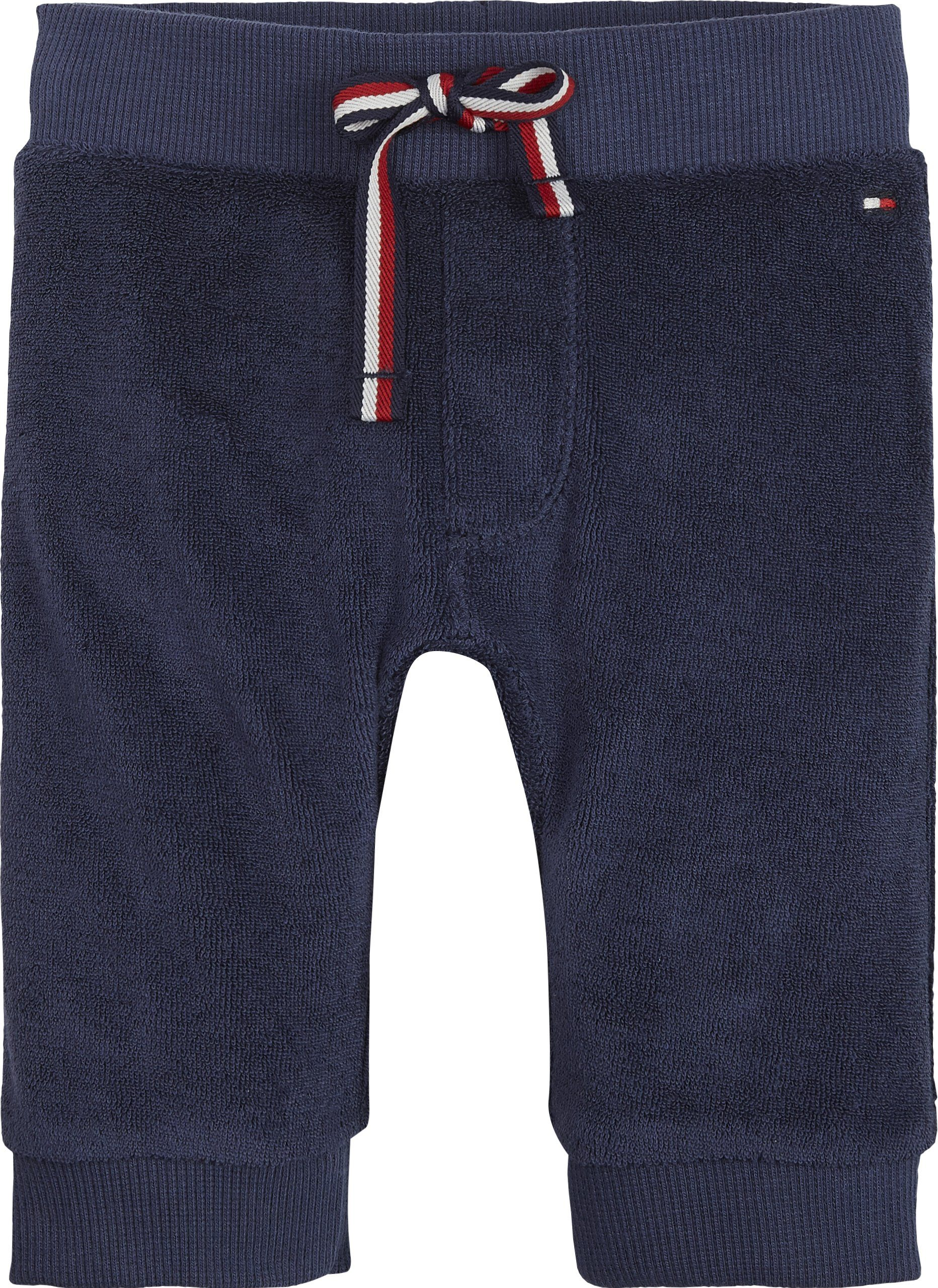 Tommy Hilfiger Hose »BABY TOWELLING SWEATPANTS«