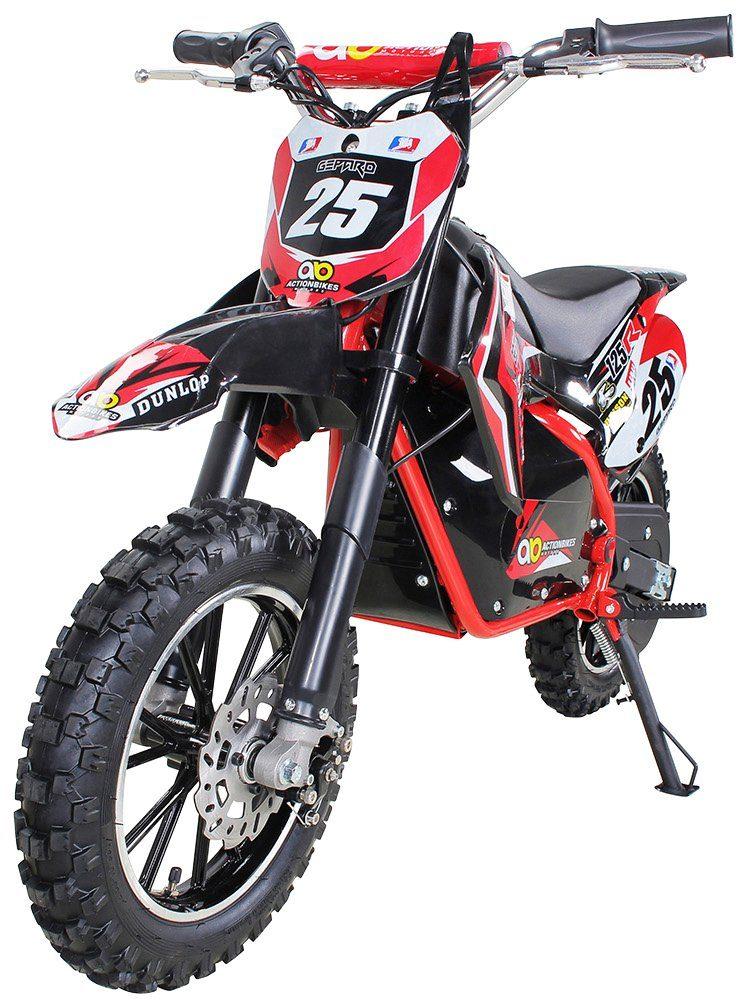 ACTIONBIKES MOTORS Crossbike »Gepard«, für Kinder ab 5 Jahre, 36 Volt